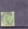 DANEMARK - YVERT N°8 OBLITERE - COTE = 200 EUROS - 1851-63 (Frederik VII)