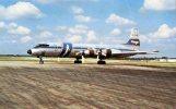 WRANGLER AVIATION Canadair CL-44D4-6  N100BB - Mary Jane's Railroad Spec. Inc. Unused - 1946-....: Moderne