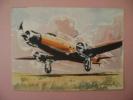 CP  DEWOITINE 342 (TRANSPORT LONG COURRIER) N°9 - 1946-....: Moderne