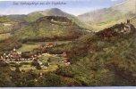 21965   Germania,   Das  Siebengebirge  Aus  Der  Vogelschau,  NV - Germania