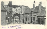 Rye : The Landgate, Tower Forge. 2 Scans. Victoria Series - Rye