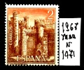Francobollo Singolo - SPAGNA -1967 -  NUOVO - NEW  - Gomma Integra - Senza Traccia Di Linguella.. - 1931-Aujourd'hui: II. République - ....Juan Carlos I