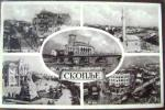 OLD BLACK AND WHITE SKOPJE MACEDONIA POSTCARD FROM 1920's - Macedonia
