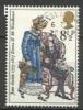 1975 Gran Bretagna Usato /  Used - N. Stanley Gibbons 989 - 1952-.... (Elizabeth II)