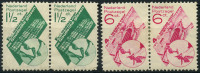 Pays-Bas (1931) N 235 + 236 En Paire * (charniere)
