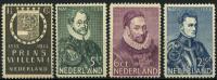 Pays-Bas (1933) N 249 à 252 * (charniere)