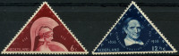 Pays-Bas (1936) N 286 + 287 * (charniere)
