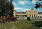 REIMS (51) Gare SNCF Côté Brasserie Et Avant Les Travaux Pour Le Tramway - Stations Without Trains