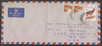 India 1998  KASHMIR STAG  STAMPED Envelope   # 30503 Indien Inde - Game