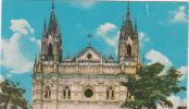 ZS7454 Catedral De Nuestra Sra Santa Ana El Salvadore C.A. 3x5cm Used Perfect Shape - Santa Ana