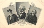 LES ANNALES POLITIQUES ET LITTERAIRES ECRIVAINS HENNER GEROME ET J. BRETON - Philosophy