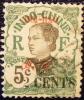 1919 HOI HAO Type Annamite 5 Centimes Sché 2 YT 69 Oblitéré Côte Dallay 3,00 € - Zonder Classificatie