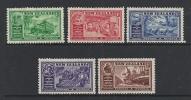 New Zealand KGV 1936 Chamber Of Commerce Set HM - New Zealand