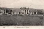 CPA 23 CREUSE ARRENES LES ECOLES  1917 - France
