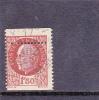 1942 - PETAIN - YVERT N°517 - PIQUAGE DECALE RARE En OBLITERE - Variétés: 1941-44 Oblitérés