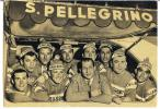 GINO BARTALI CON LA SQUADRA DELLA S. PELLEGRINO - F/G - N/V - Cyclisme