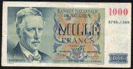1000F 1950 - [ 2] 1831-... : Belgian Kingdom