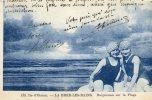 17.LA BREE-LES-BAINS....ILE-D'OLERON.....CPA... 1928....BAIGNEUSES..........LOT  B89 - Ile D'Oléron