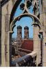München - Blick V. Rathausturm Auf Den Dom - Ungel. - Muenchen