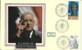 """CDG 60 """" Exposition Timbres De La Libération """" 59 - LILLE Le 10 - 11 NOV. 80"""