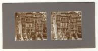 Amateur Stereoview België / Belgique - Brussel / Bruxelles ± 1920 - 1925 Processie / Optocht - Stereoscoop