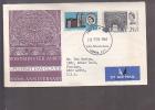 FDC Westminster Abbey - 28 FEB 1966 - 1952-1971 Em. Prédécimales