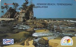 MALAYSIA(GPT) - Kemasik Beach, CN  : 28MSAA, Used - Malaysia