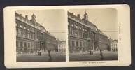 België / Belgique - Luik / Liège ± 1890 - 1905 Palais De Justice - Stereoscoop