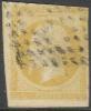 # France   14, Used,   SCV$ 9.00   (fr014a-6, Michel 12 I - 1853-1860 Napoleon III
