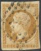# France   14c, Used,   SCV$ 22.50   (fr014c-6, Michel 12 II - 1853-1860 Napoleon III
