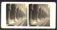 België / Belgique - Luik / Liège ± 1890 - 1905 Le Palais De Justice. La Galerie De La 2e Cour. - Stereoscoop