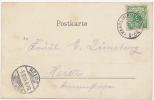 KAROLINENKOOG Poststempel 1898 Superqualität - Gruss Aus Tönning Mehrbild-AK - Schleswig-Holstein