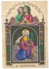 Andachtsbild Sigmund RUDL Prag Ca. 1850 Garantiert Echt Ca. 8 X 12 Cm - Andachtsbilder