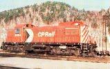 Canadian Pacific Railways Number 8404 Built 1949  - Mary Jane's Railroad Spec. Inc. Unused - Trains