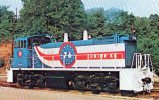 Union Railroad Co. Unit 17 In Bicentennial Colours  - Mary Jane's Railroad Spec. Inc. Unused - Trains