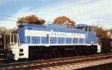 Graysonia, Nashville & Ashdown RR. Unit 80 , 1980 Illinois - Mary Jane's Railroad Spec. Inc. Unused - Trains