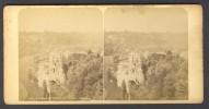 België / Belgique - Dinant ± 1890 - 1905 Chateau De Valzin - Stereoscoop