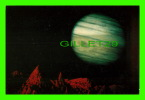 ASTRONOMY - THE PLANET JUPITER - DIMENSION 15 X 23 Cm - DEXTER PRESS - - Astronomy