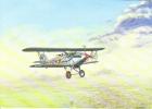 Hawker Demon Of RAF Squadron 604    - Artist Signed Thomas Fishburn - 1939-1945: 2ème Guerre