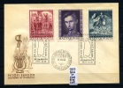 UNGHERIA  - HONGRIE - HUNGARY  - FDC  -  1972 - Serie Completa  -TIMBRATO - USED. - FDC