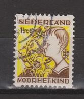 NVPH Nederland Netherlands Pays Bas Niederlande Holanda 94 Used ; Roltanding, Syncopated, Syncope, Sincopado 1932 - Heftchen Und Rollen