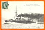 Le  JUSTICE  -  Cuirassé à Tourelles - Warships