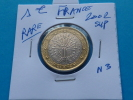 1  EURO FRANCE  2002  Sup   (  ANNÉE  DIFFICILE  A  TROUVER !!!  ) - France