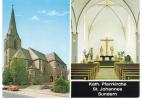 Duitsland/Deutschland, Sundern, Kath. Pfarrkirche St. Johannes, Ca. 1980 - Sundern