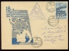 ANTARCTIC Station Molodezhnaya Base Pole SAE18 Mail Used Cover USSR RUSSIA Train Plane Concorde Ship Space Sputnik - Unclassified