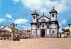 BRASIL - Turistico - Mariana - MG - Catedral Basilica N. S. Da Assunção - Sin Clasificación