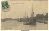 Port De Tonnay-Charente 17 - !!! Carte Fatiguée - France