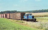 Ferdinand Railroad's Unit 101, Indiana - Mary Jane's Railroad Spec. Inc. Unused - Trains