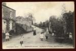 Cpa  Du 44  Bouguenais Le Village De La Fresnay  Route De Couëts NW34 - Bouguenais