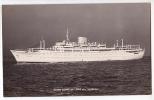 """M.V. """"AUREOL""""  (G125) - Schiffe"""